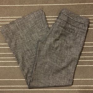 Charcoal Drew Fit Wide Leg from The Limited